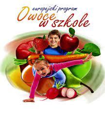 """Program """" Owoce i warzywa w szkole"""" w roku szkolnym 2019/2020"""